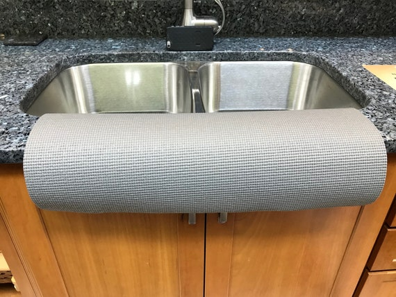 Gray Kitchen Sink Granite Edge Protector Guards From Edge Etsy