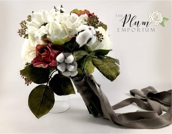 Rose Miniature Bouquet de Fleurs Pour Maison de Poupée Fille Enfant Jouets