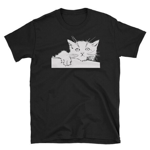 Cat Lovers T Shirt Mom Birthday Gift Idea Printed