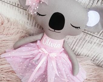 Personalised Koala Doll