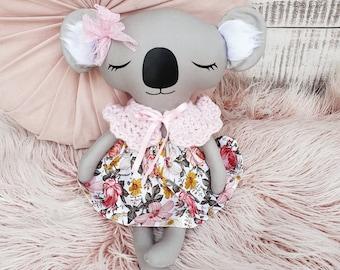 Sleepy Koala Doll