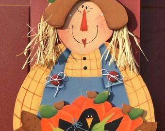 Harvest Thyme Door Hanger
