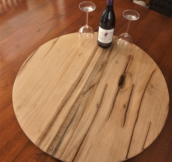 Lazy Susan in  the most popular Marri Timber. 700mm Diameter.