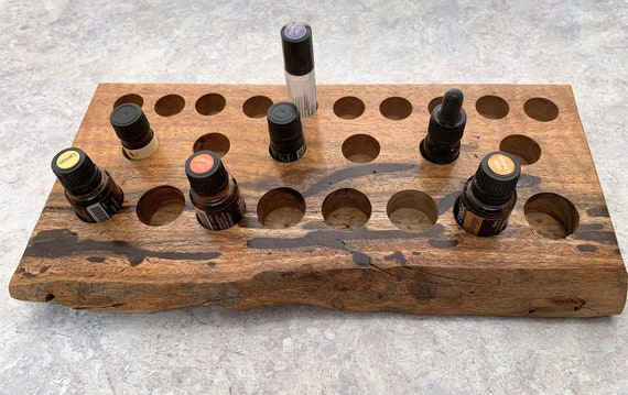 Marri  (118) Essential Oil Holder with natural edge.