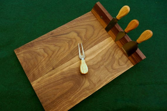 Cheeseboard American Black Walnut