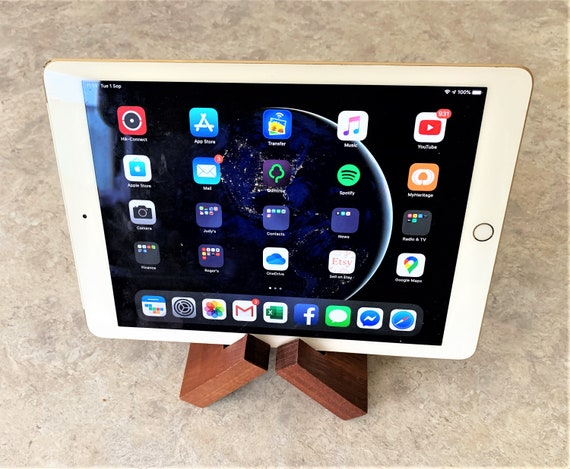 Ipad Display Stand Jarrah