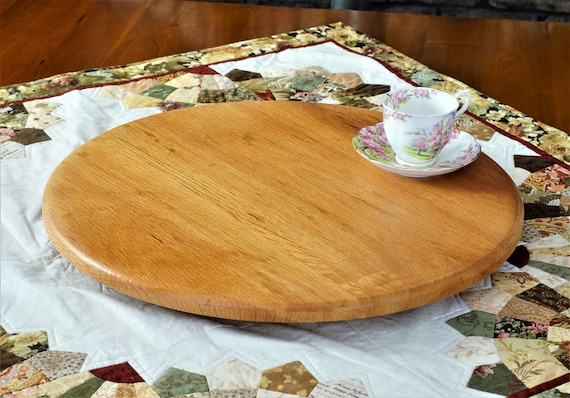 Lazy Susan in  the most popular Sheoak. 510mm Diameter.