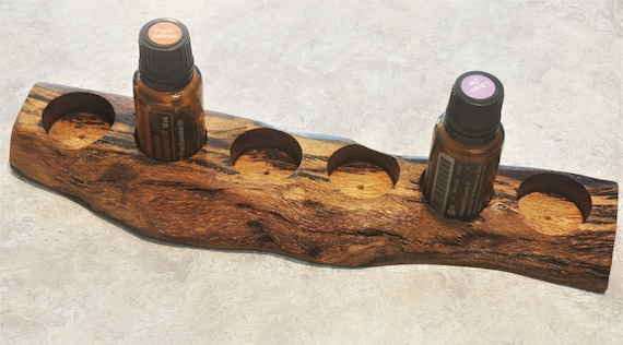 Marri  (137) Essential Oil Holder with natural edge.