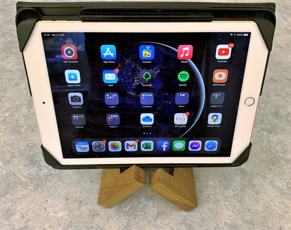 Ipad Display Stand for Ipad, Painting, Photo or cookbook In Marri (3)