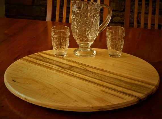 Lazy Susan in  the most popular Marri Timber. 600mm Diameter.