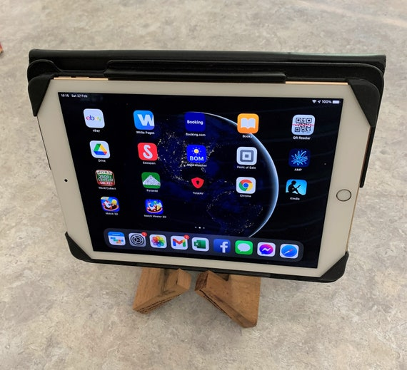 Ipad Display Stand for Ipad, Painting, Photo or cookbook In Marri (4)