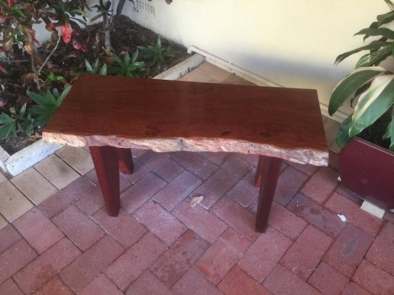 Coffee Table D) Jarrah