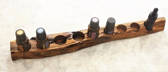 Marri  (127) Essential Oil Holder with natural edge.