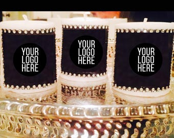 Candles set of 3!