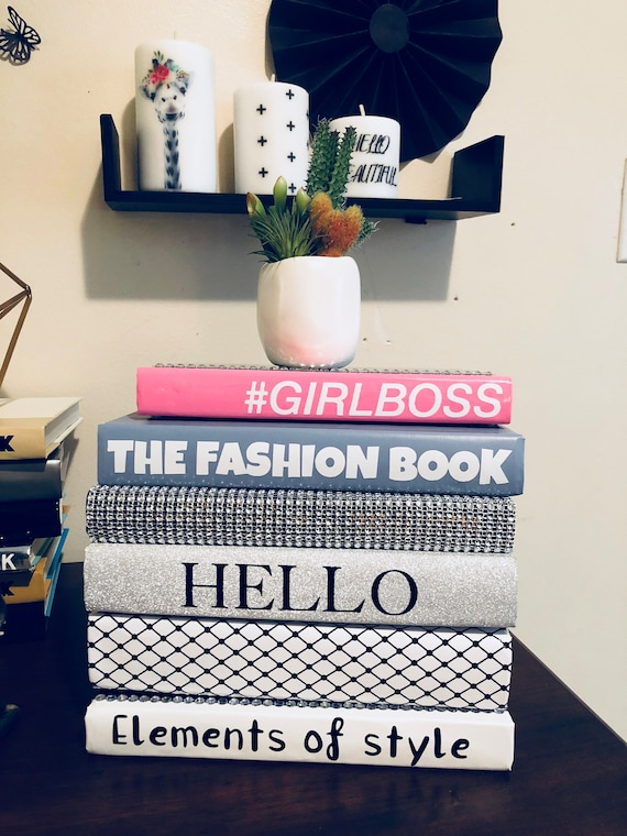 Cheap Fashion Coffee Table Books