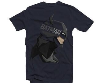 Printed t-shirt Batman, men's t-shirt, printed tshirt, batman print, custom batman shirt, batman clothing,