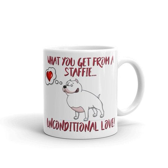 Staffie Cushion Dog Shaped Gift//Present Staffordshire Bull Terrier Staffy