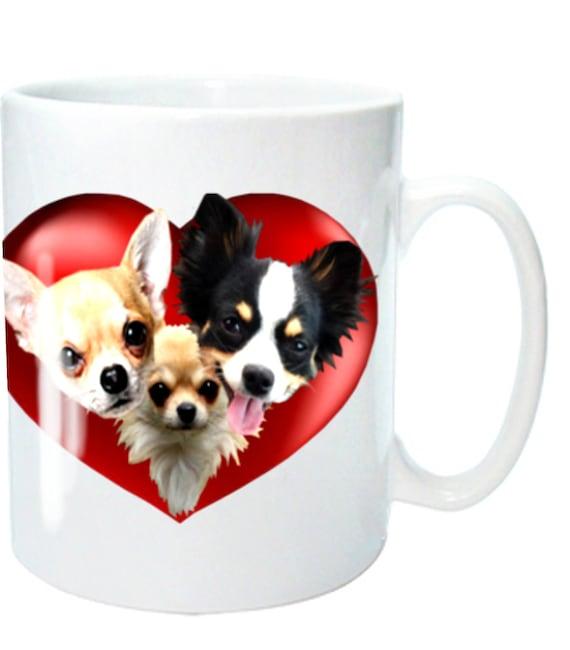 Whippet Gift Dog Mug Hearts /& Whippets inc Puppy Mothers Day Gift Whippet Mug