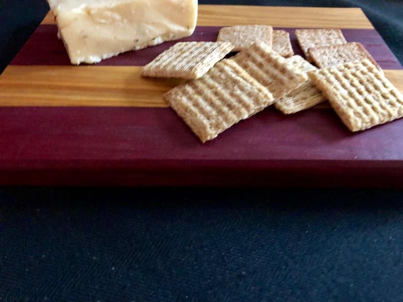 wedding gift kitchen decor Cheese board cutting board multi wood serving tray