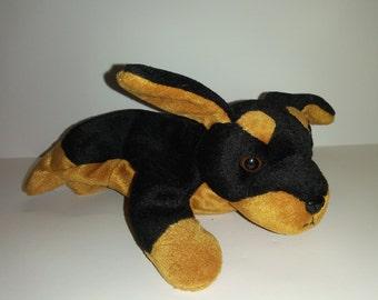 TY Beanie Baby Doby the Bull Dog 9813d947d92