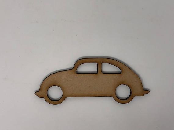Car Craft Vw >> Vw Beetle Bubble Car Wooden Mdf Craft Shape Embellishment Car Craft Shape Car Gift Ideas Bubble Car Craft Shape Car Crafting Ideas