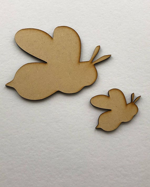 Decoration Craft Wooden MDF Mickey Hands Shape,Decoupage,3mm Embellishments