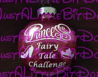 Princess Fairy Tale Challenge Ornament