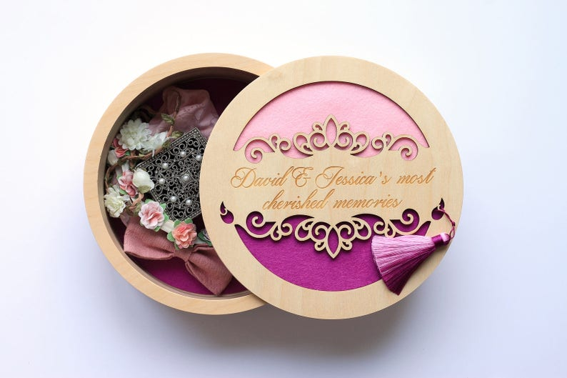 Ideas For Memory Box Keepsake Photo Box Wedding Memory Box Grateful Memories Keepsake Box For Mom Wood Gift For Wife 1st Anniversary