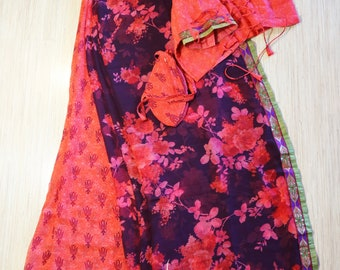 Saree Japan Georgette Silk