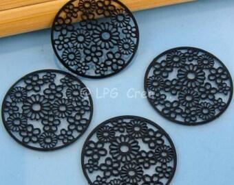 small fine prints set of 4 20MM black #380