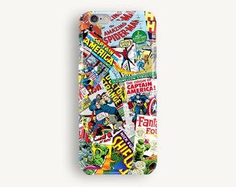 comic iphone 8 case