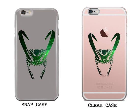 online store 65b6c 14739 Loki Helmet Cosmic Case, iPhone 6S Case, iPhone 7 Case, iPhone 8 Plus Case,  iPhone X Case, Samsung Galaxy S8 Case, Samsung Galaxy S7