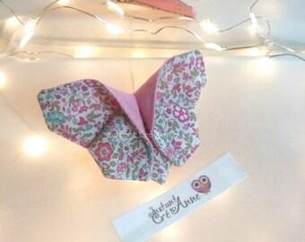 Momento de origami de mariposa pasador Cré'Anne