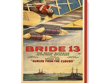 Vintage Movie Poster Art