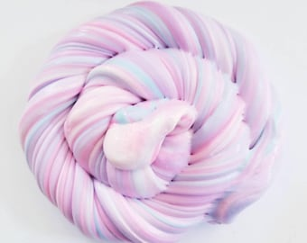 Unicorn Slime, Non Stick Slime, Unicorn Poop,Toy Slime, Stress Reliever, Putty, Slimy, Gooey, Goop, floam, Fun Slime, Stretchy Slime