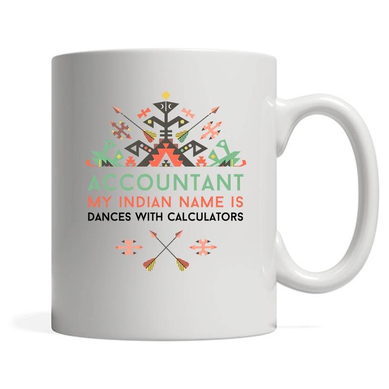 Christmas Accounting Jokes.Accountant Mug Accountant Gift Funny Accountant Mug Accounting 11oz Or 15oz White Mug Birthday Gift Christmas Present Office Joke