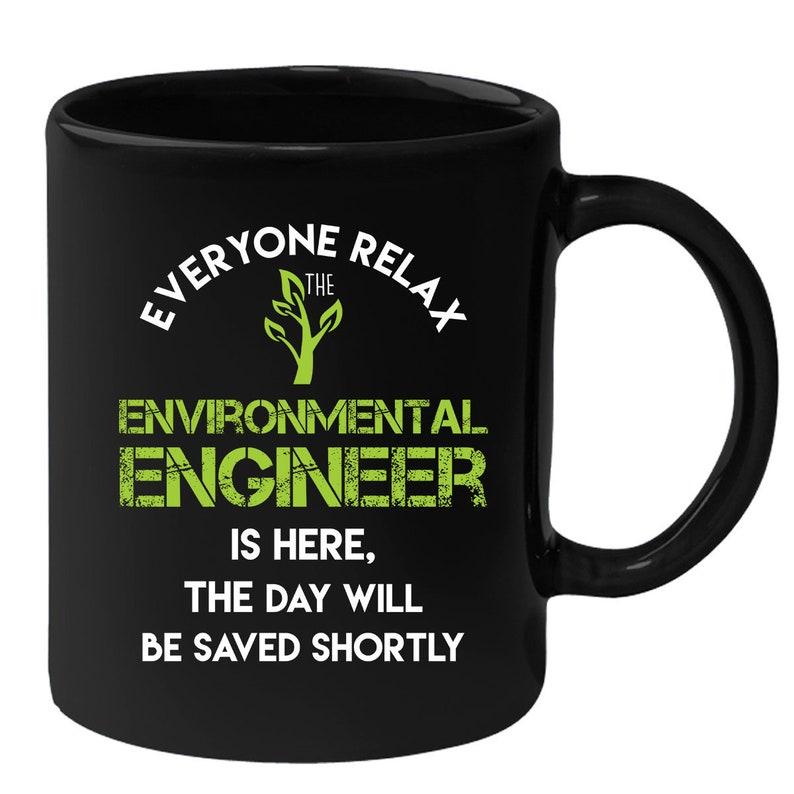 Environmental Engineer Everyone Relax Gift Christmas