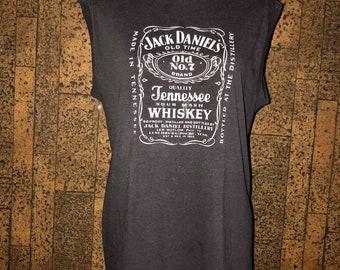 97e737824f0fc Vintage 80 s Jack Daniels Tank Top