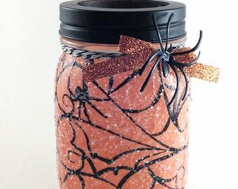 Fairy Jars, Mason Jar Lanterns, Mason Jars, Halloween Decor, LED Lights, Flameless Candles, Night Light, Mason Jar Decor, Gift Idea