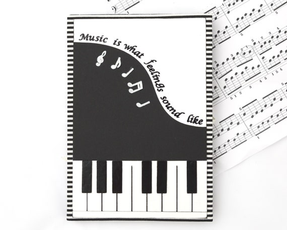Calze da uomo Pianoforte Tastiera Musica Strumento Musicale Regalo Di Compleanno Natale