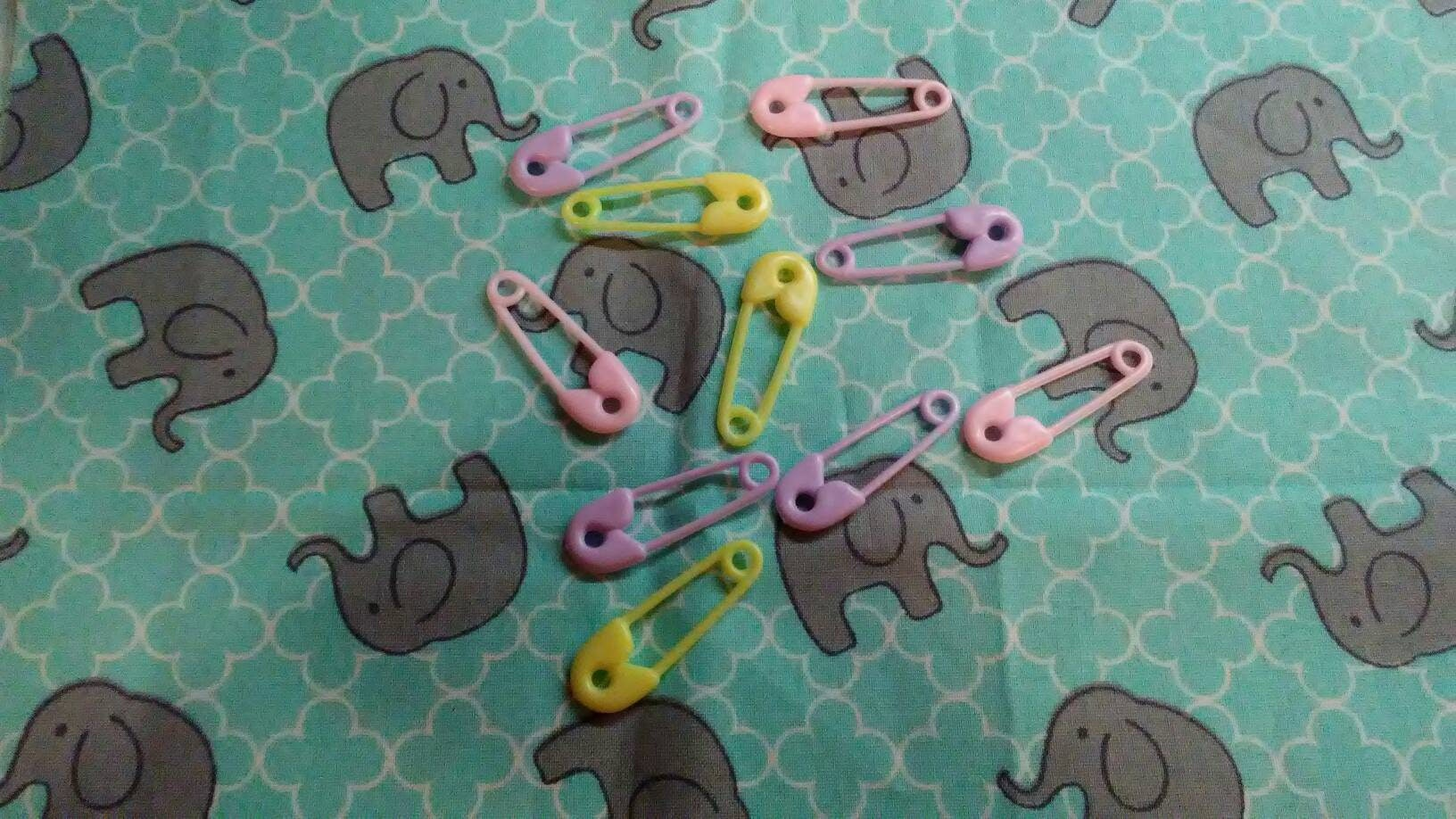 Baby Shower Assorted Baby Pins Baby Shower Party Favors Etsy