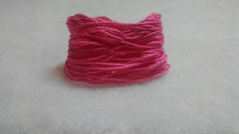 knotted bracelets quilting macrame friendship bracelet thread beading baby showers knotting pink thread 8m pink friendship thread