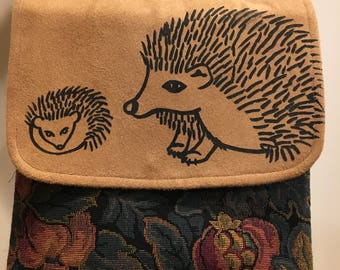 Hedgehog bag