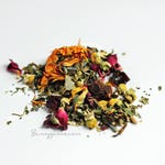 Organic Floral Herbal Blend Treats for Rabbit Bunny and Guinea Pig