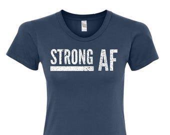 Strong AF Tee