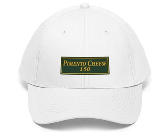 b2524599dfe8e5 Pimento Cheese Dad Hat | The Masters Hat | Augusta National