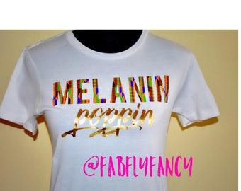 134f6f45fb6564 Melanin Poppin!!! Black Girl Magic - Black Culture