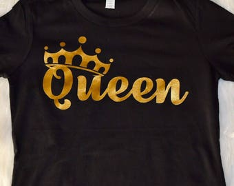 Queen in GOLD