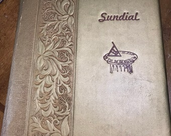 196 Wlliams High School Sundial Year Book