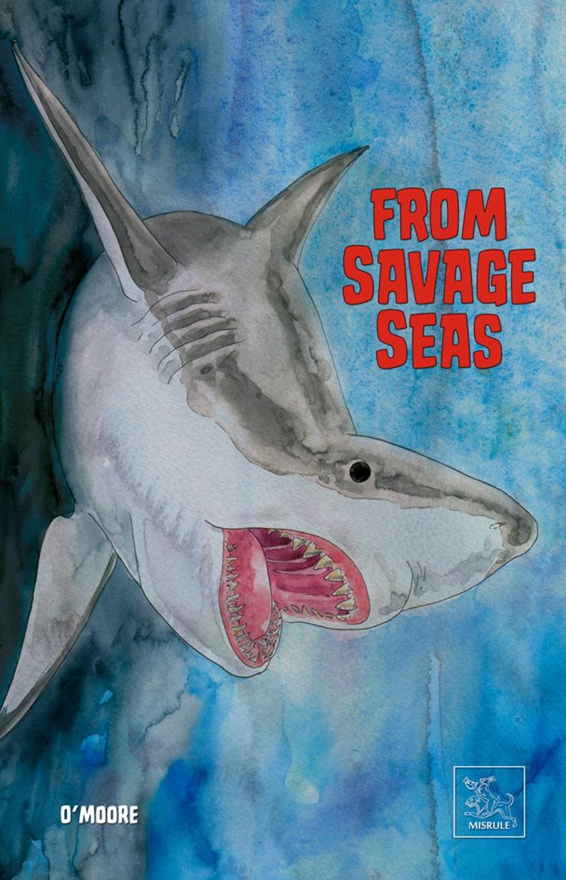 From Savage Seas  Comic Book image 0